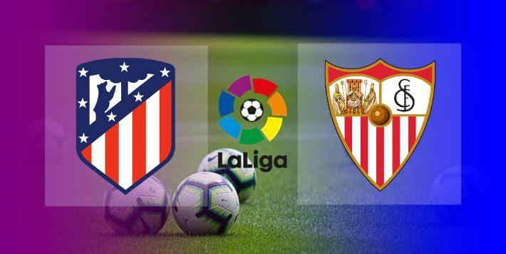Live Streaming Atletico Madrid vs Sevilla