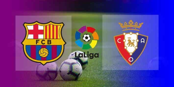 Hasil Barcelona vs Osasuna