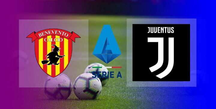 Hasil Benevento vs Juventus