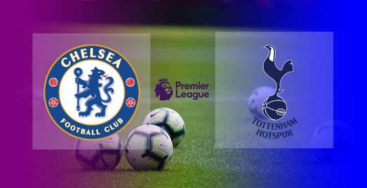 Hasil Chelsea vs Tottenham Hotspur