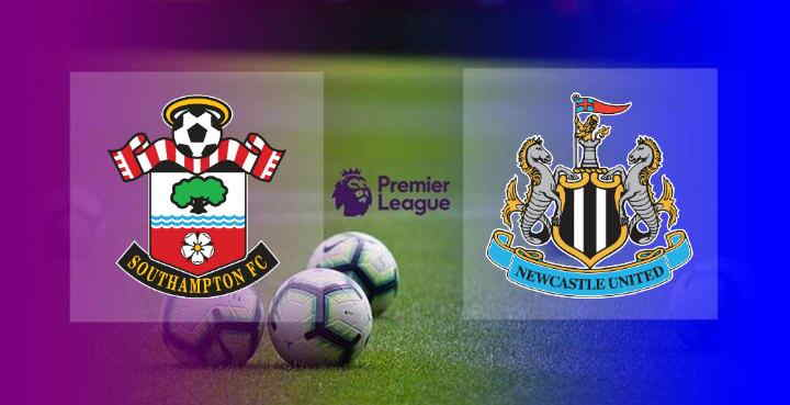 Hasil Southampton vs Newcastle United