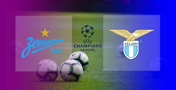 Hasil Zenit vs Lazio