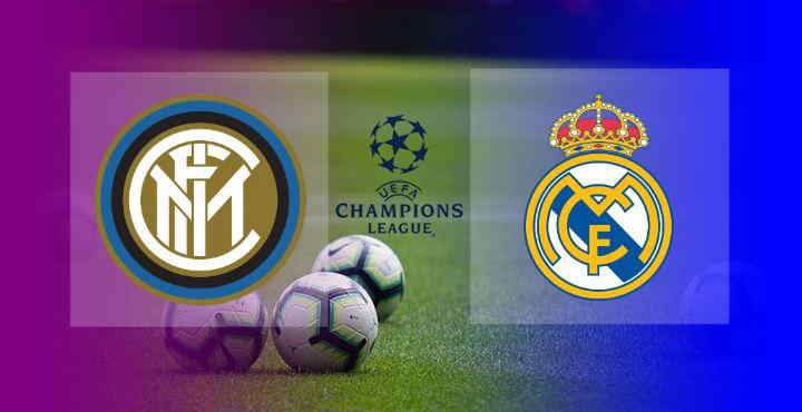 Hasil Inter Milan vs Real Madrid