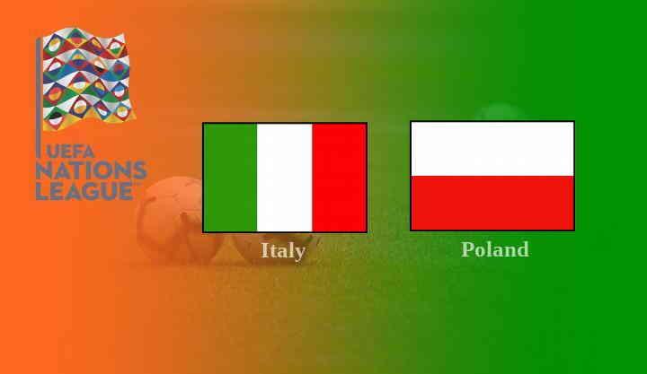 Live Streaming Italia vs Polandia