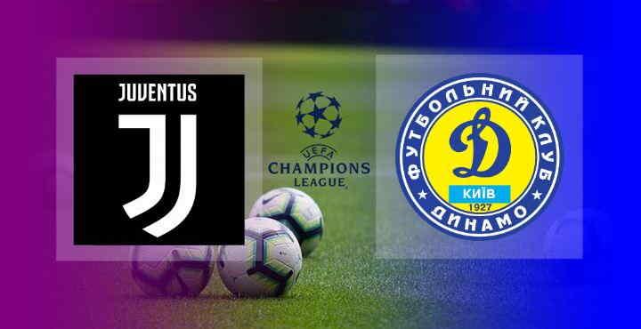 Hasil Juventus vs Dynamo Kyiv