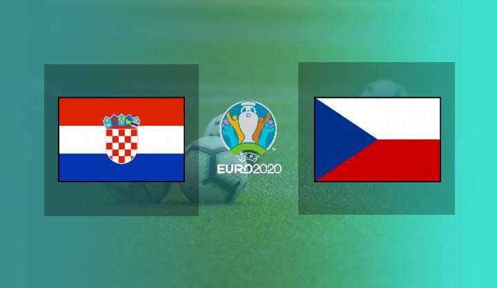 Hasil Kroasia vs Ceko