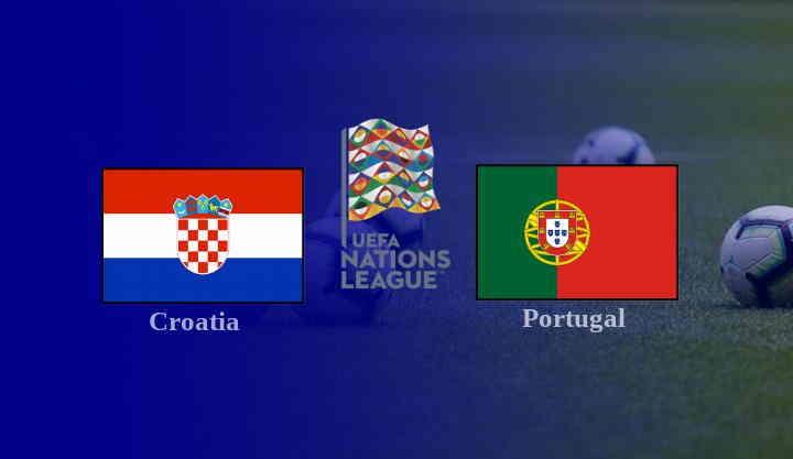 Hasil Kroasia vs Portugal Tadi malam