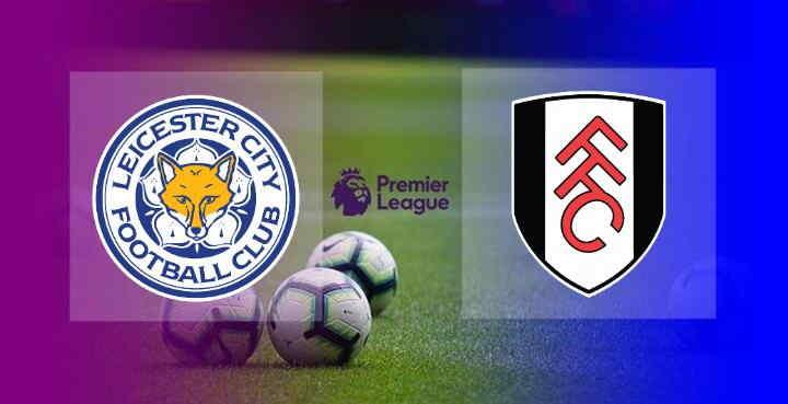 Hasil Leicester City vs Fulham Tadi Malam