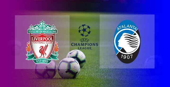 Hasil Liverpool vs Atalanta