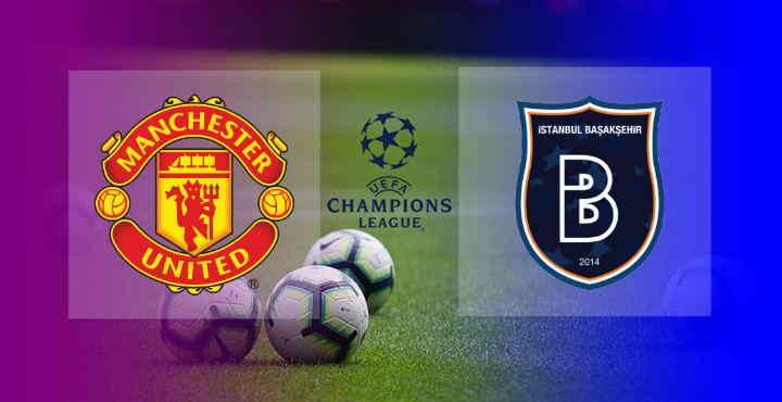 Hasil Manchester United vs Istanbul Basaksehir