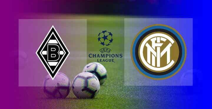 Hasil Monchengladbach vs Inter Milan