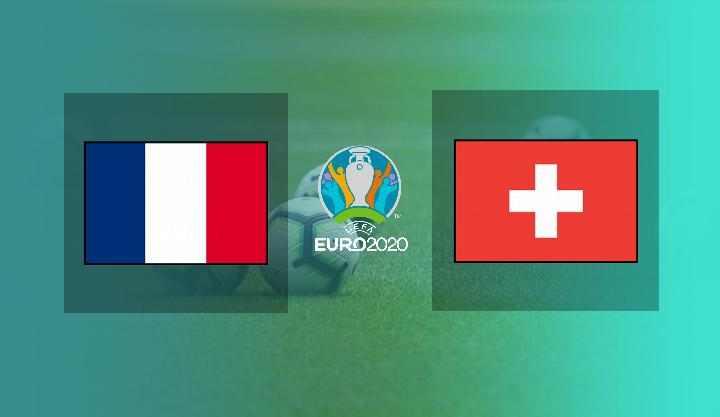 Hasil Perancis vs Swiss Tadi Malam