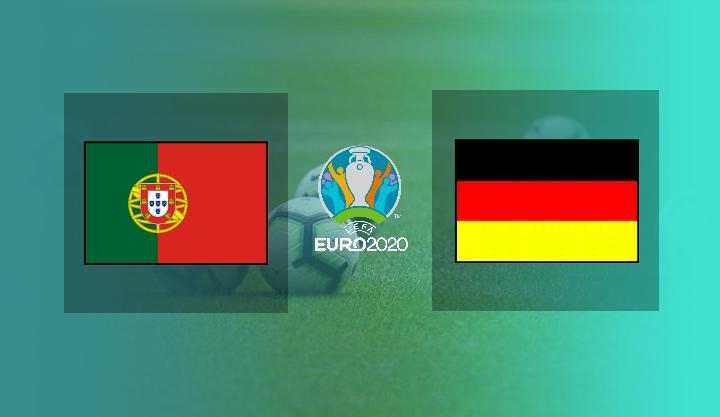 Hasil Portugal vs Jerman