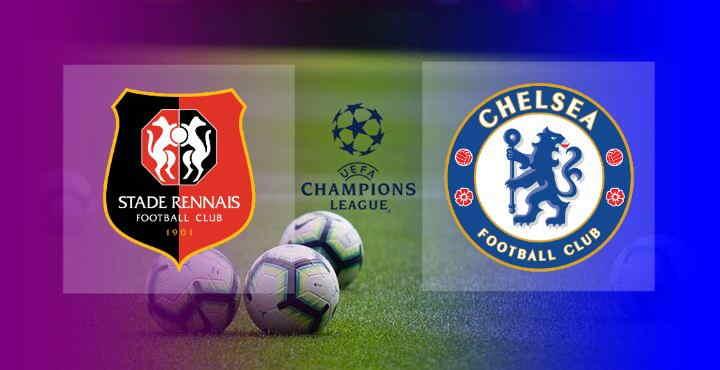 Hasil Rennes vs Chelsea