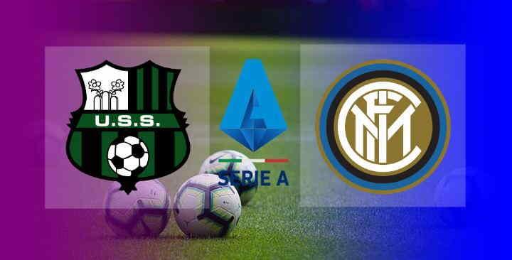 Hasil Sassuolo vs Inter Milan