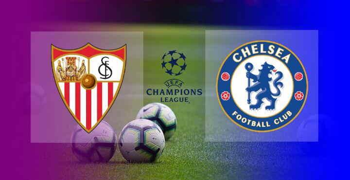 Hasil Sevilla vs Chelsea