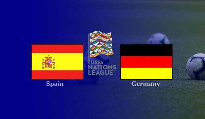 Hasil Spanyol vs Jerman Tadi Malam