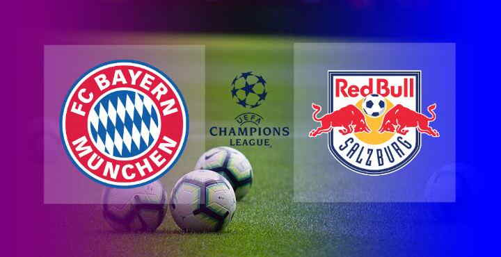 Hasil Bayern Munchen vs RB Salzburg