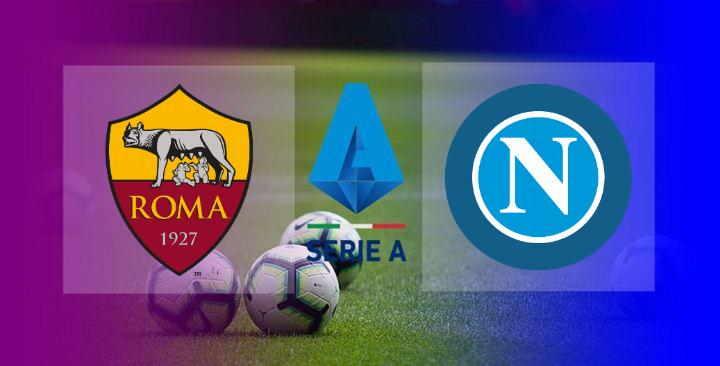 Hasil Roma vs Napoli