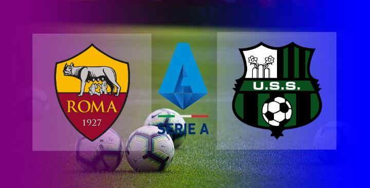 Live Streaming AS Roma vs Sassuolo