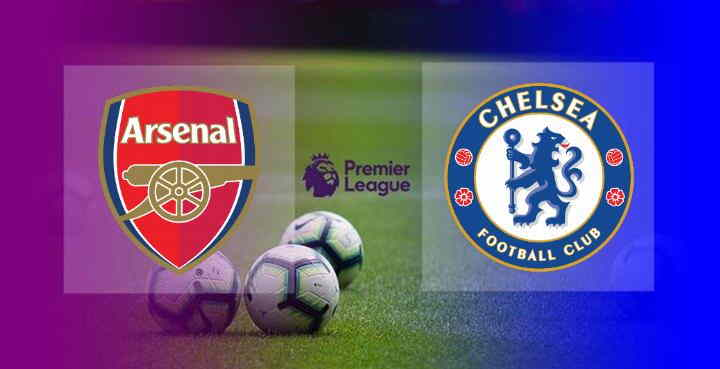 Hasil Arsenal vs Chelsea