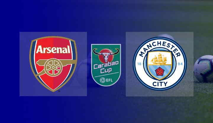 Hasil Arsenal vs Manchester City Skor Akhir 1-4