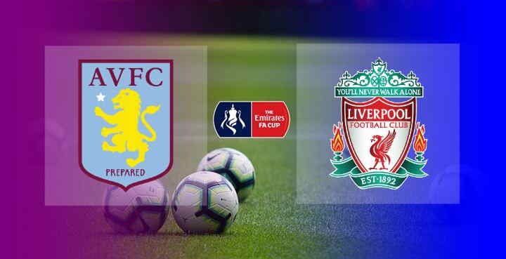 Hasil Aston Villa vs Liverpool Skor Akhir 1-4