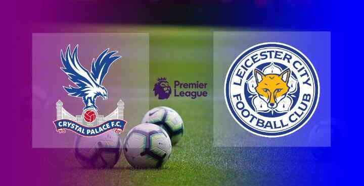 Hasil Crystal Palace vs Leicester City Skor Akhir 1-1