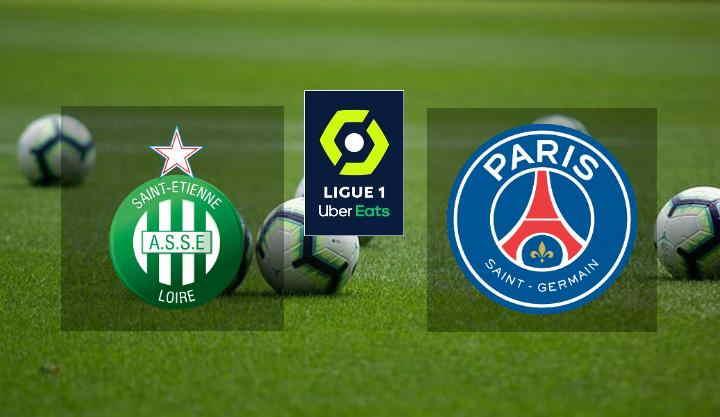 Live Streaming Etienne vs PSG