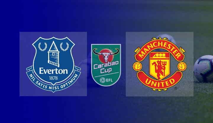 Hasil Everton vs Manchester United Skor Akhir 0-2