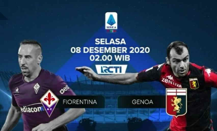 Fiorentina vs Genoa LIve RCTI09