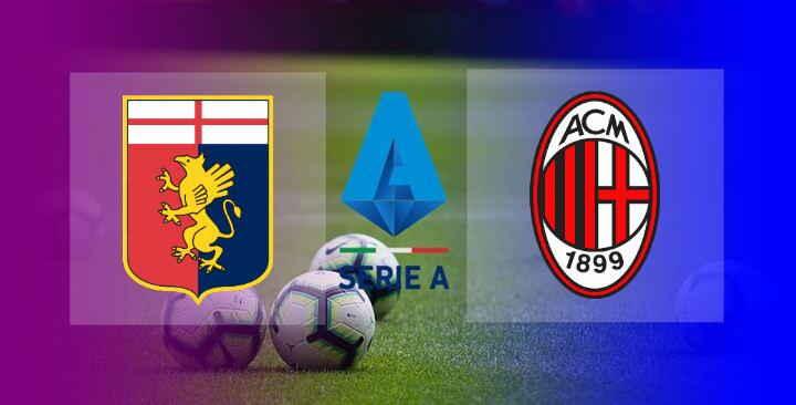Hasil Genoa vs AC Milan