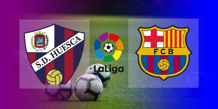 Live Streaming Huesca vs Barcelona
