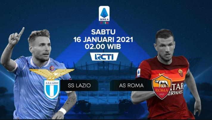 Lazio vs AS Roma di RCTI
