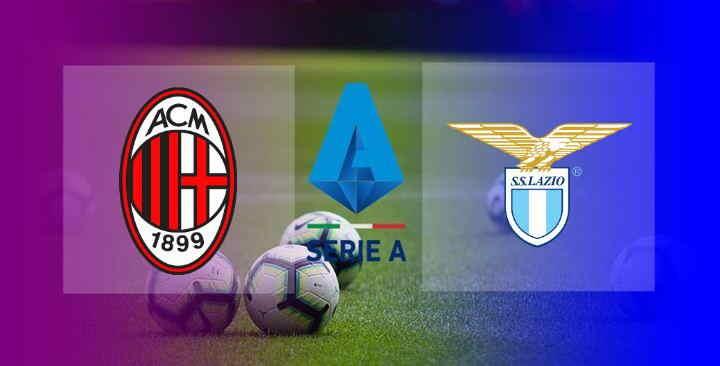 Hasil AC Milan vs Lazio Skor Akhir 3-2