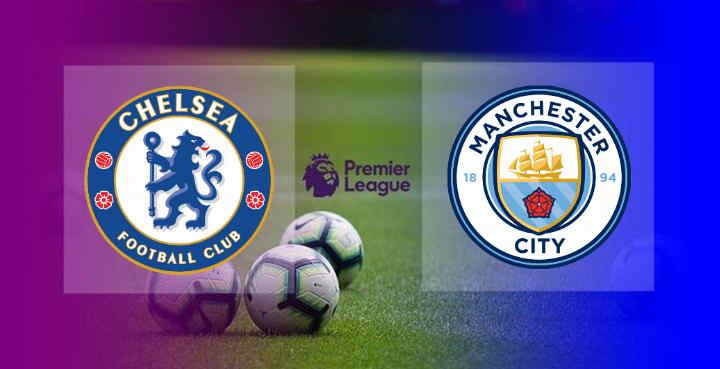 Live Streaming Chelsea vs Manchester City