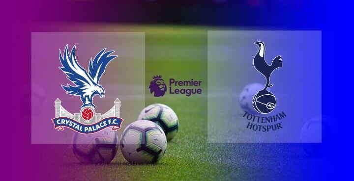 Live Streaming Crystal Palace vs Tottenham Hotspur