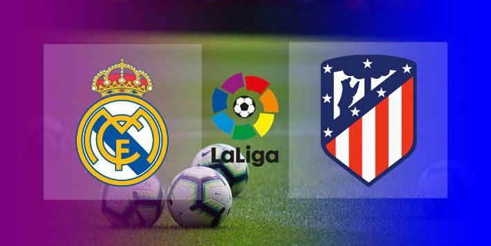 Hasil Derby Madrid Tadi Malam