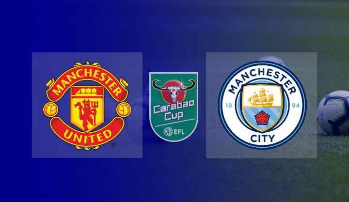 Hasil MU vs Manchester City Skor Akhir 0-2