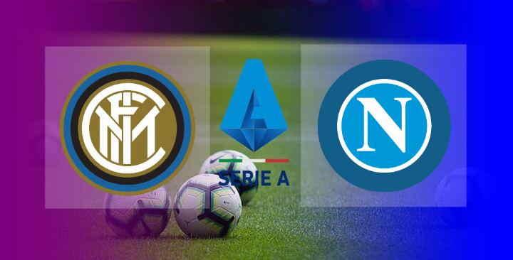 HAsil Inter Milan vs Napoli