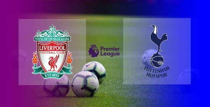 Hasil Liverpool vs Tottenam
