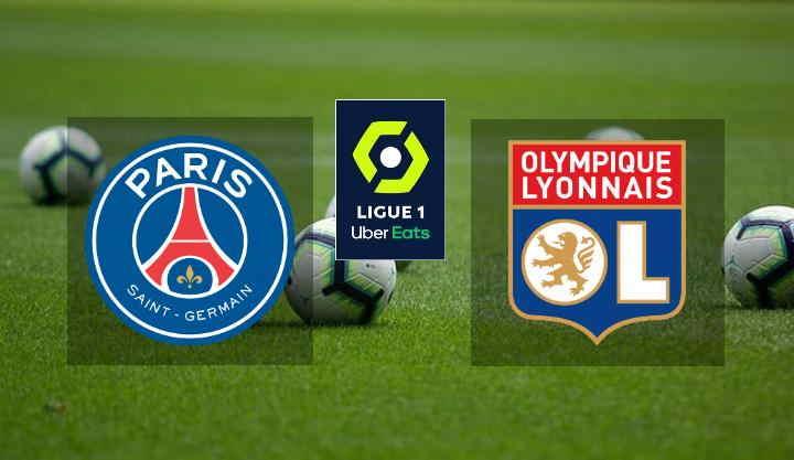 Live Streaming PSG vs Lyon Gratis 20 September 2021