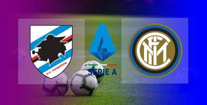 Live Streaming Sampdoria vs Inter Milan