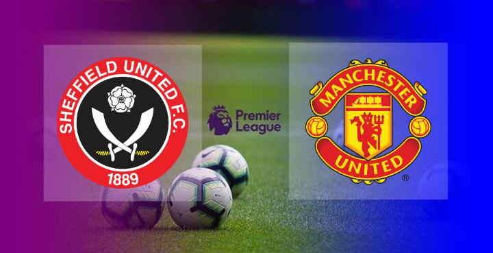 Hasil Sheffield United vs Manchester United