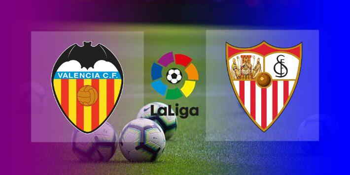 Hasil Sevilla vs Valencia