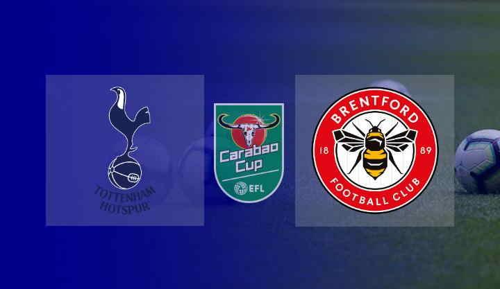 Hasil Tottenham Hotspur vs Brentford