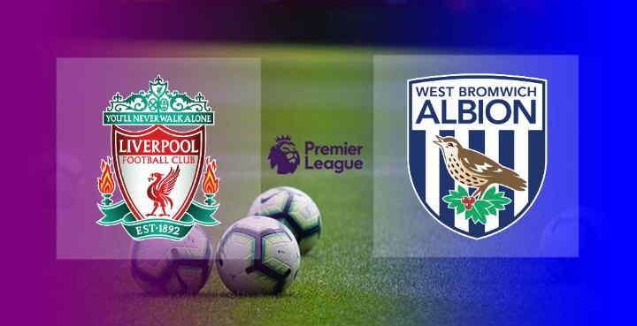 Hasil Liverpool vs West Bromwich Skor Akhir 1-1