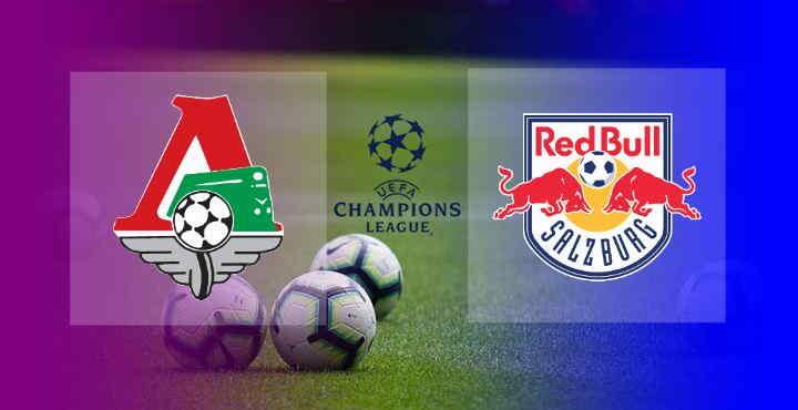 Hasil Lokomotiv Moskow vs RB Salzburg