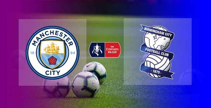 Hasil Manchester City vs Brimingham