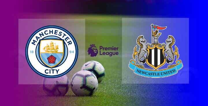 Hasil Manchester City vs Newcastle United skor akhir 2-0
